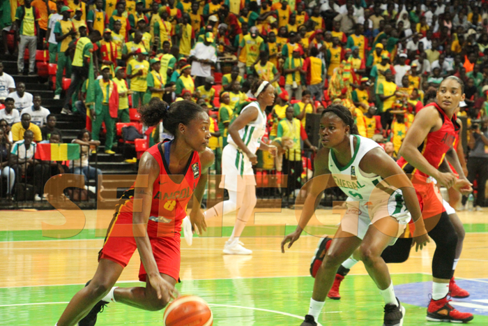 senegal vs angola fiba 2019 28 - (50 photos) - Afrobasket 2019: Revivez le match Sénégal vs Angola en images