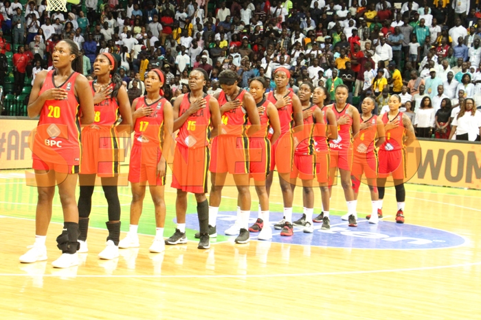 senegal vs angola fiba 2019 3 - (50 photos) - Afrobasket 2019: Revivez le match Sénégal vs Angola en images