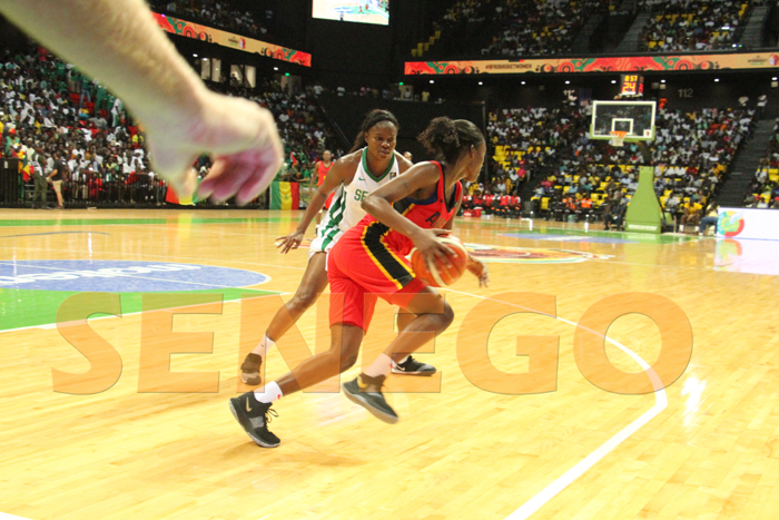 senegal vs angola fiba 2019 32 - (50 photos) - Afrobasket 2019: Revivez le match Sénégal vs Angola en images