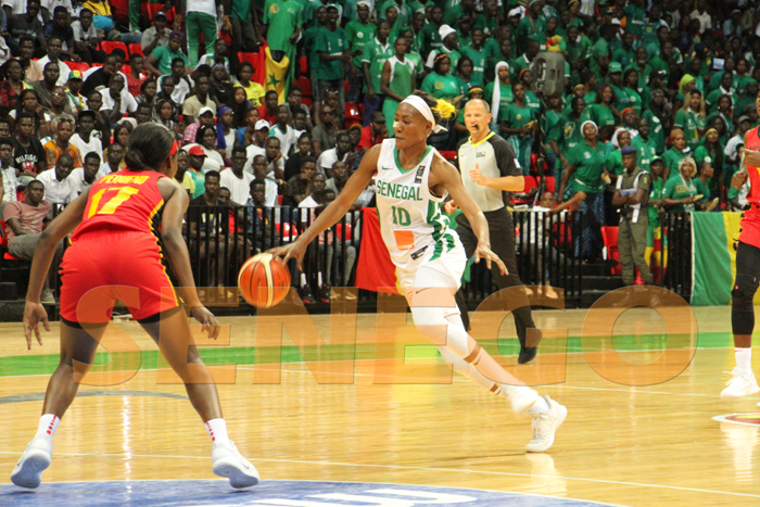 senegal vs angola fiba 2019 34 - (50 photos) - Afrobasket 2019: Revivez le match Sénégal vs Angola en images
