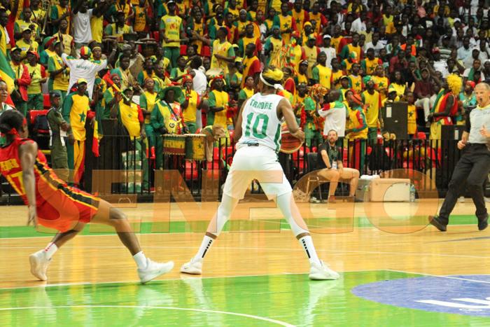 senegal vs angola fiba 2019 35 - (50 photos) - Afrobasket 2019: Revivez le match Sénégal vs Angola en images