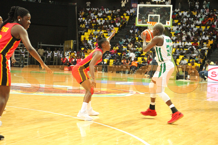 senegal vs angola fiba 2019 38 - (50 photos) - Afrobasket 2019: Revivez le match Sénégal vs Angola en images