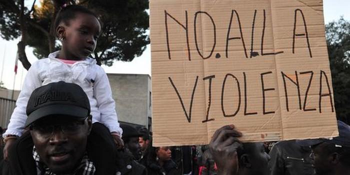 violence italie