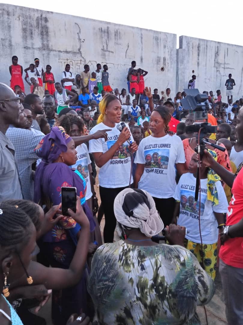 whatsapp image 2019 08 25 at 13.36.00 - Le geste touchant de Astou Traoré envers les basketteurs handicapés