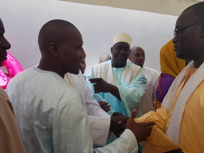 37624942 33156251 - L'engagement de Serigne Cheikh Oumar Sy devant Serigne Mountakha (photos)