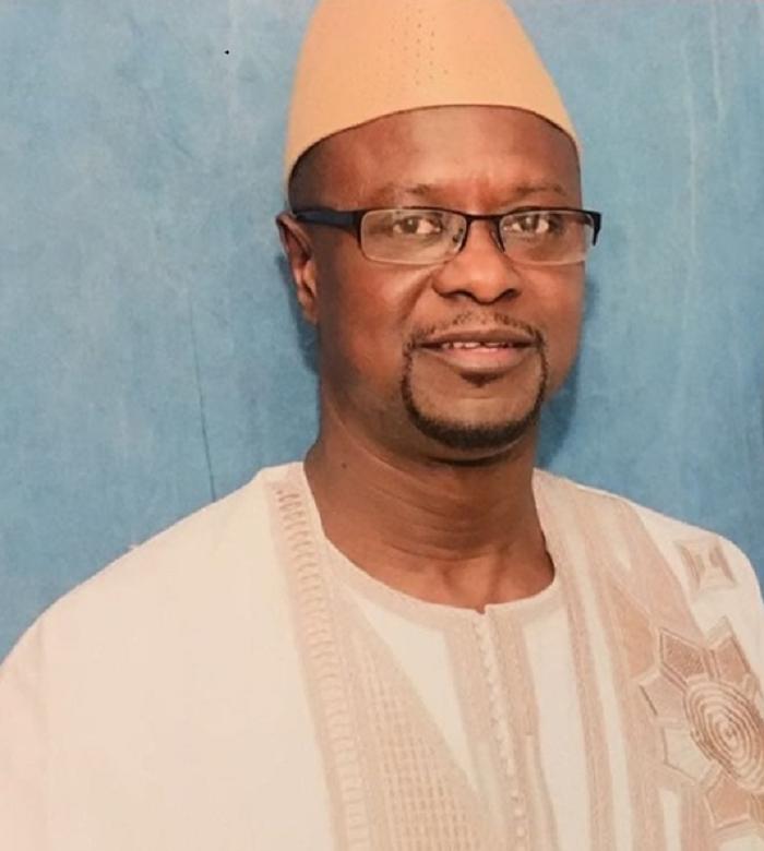 Cheikh Ahmed Tidiane Mbaye Apr