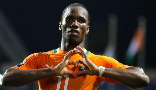 drogba - Le Top 5 des meilleurs buteurs africains en sélection nationale !