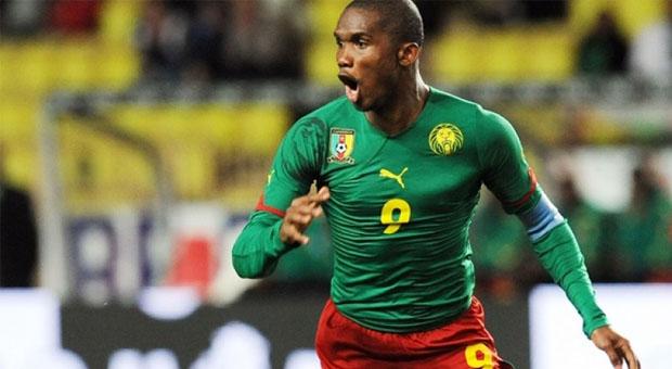 etoo - Le Top 5 des meilleurs buteurs africains en sélection nationale !