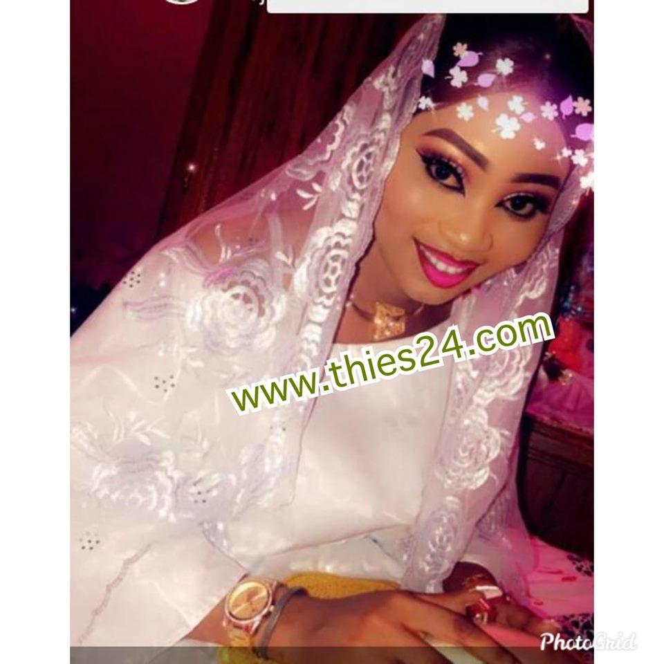 fatou mbaye 2 - Al Khayri : Serigne Ngagne prend une niarel rayonnante