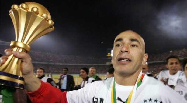 hossam hassan - Le Top 5 des meilleurs buteurs africains en sélection nationale !