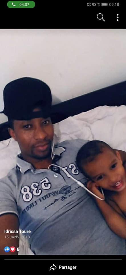 idrissa toure - Crime en France : Idrissa Touré tue sa femme devant leurs enfants