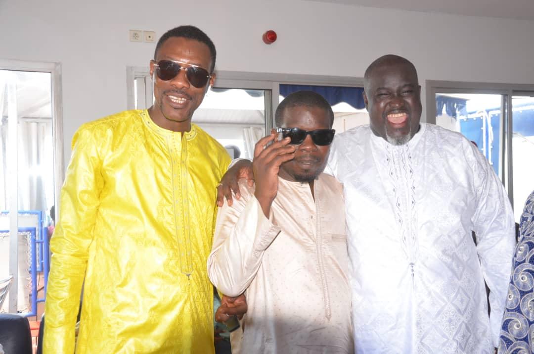 img 20190910 wa0082 - Des célébrités au baptême de la fille de Mbacké Dioum (Photos)