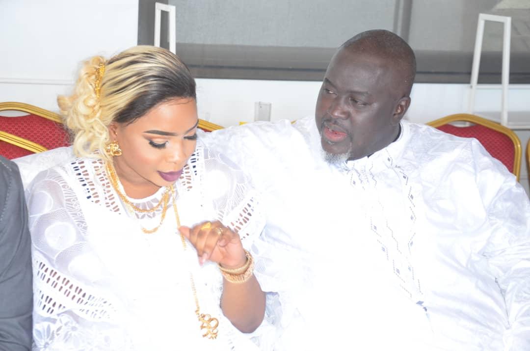 img 20190910 wa0095 - Des célébrités au baptême de la fille de Mbacké Dioum (Photos)
