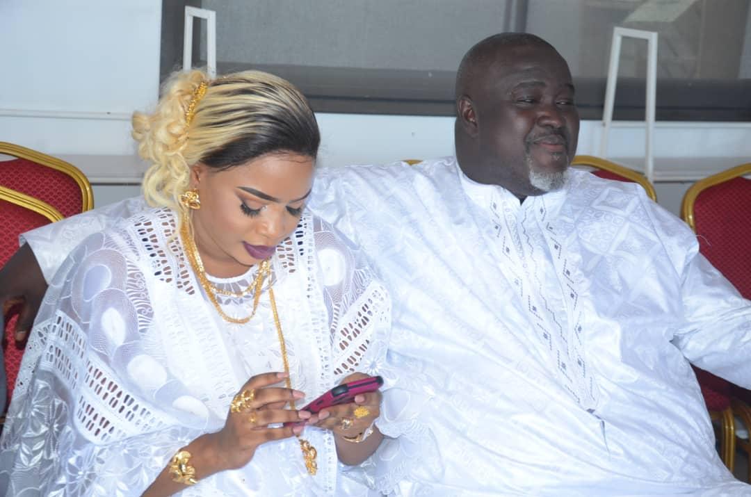 img 20190910 wa0097 - Des célébrités au baptême de la fille de Mbacké Dioum (Photos)
