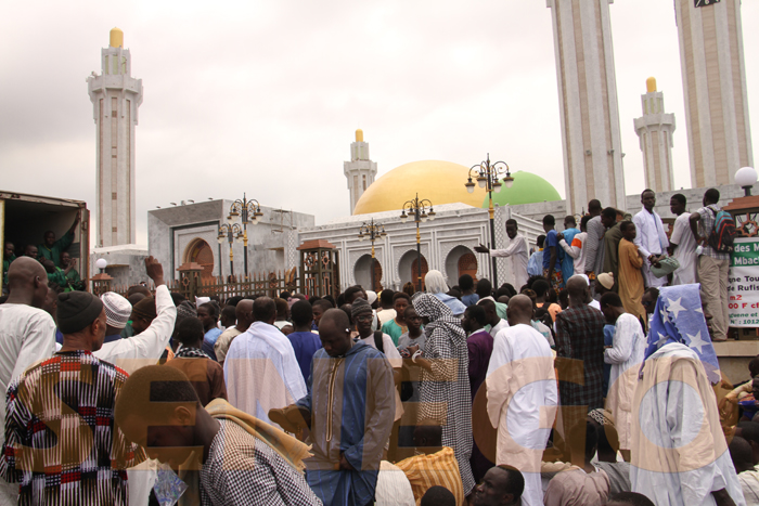 inauguration masalik 14 - (25 photos)- Maasalikul Jinane: comme un air de Magal