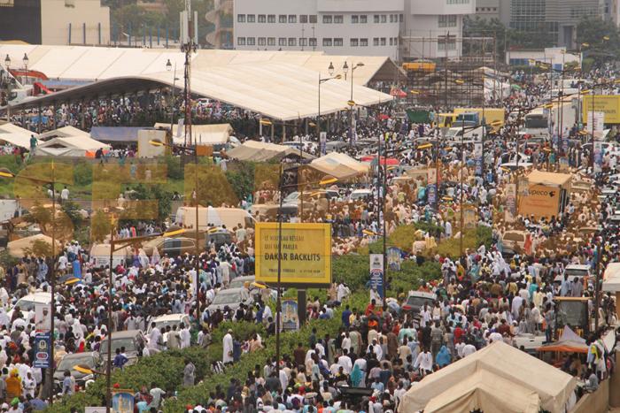 inauguration masalik 2 1 - (25 photos)- Maasalikul Jinane: comme un air de Magal