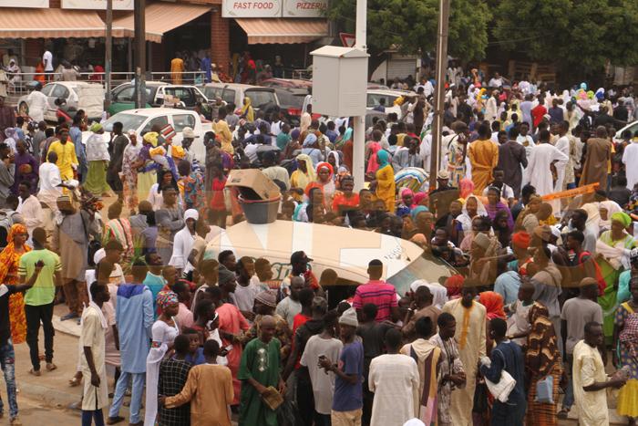 inauguration masalik 7 - (25 photos)- Maasalikul Jinane: comme un air de Magal