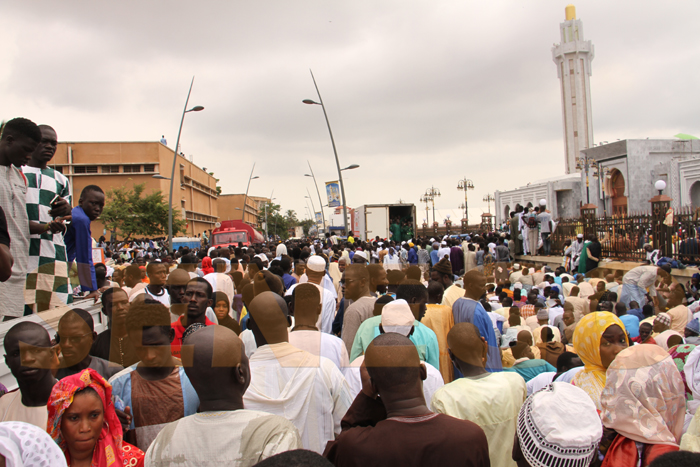 inauguration masalik 9 - (25 photos)- Maasalikul Jinane: comme un air de Magal