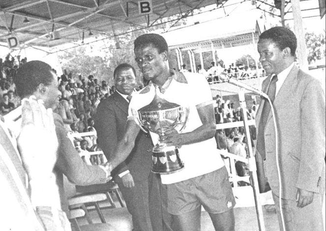 kinnah phiri - Le Top 5 des meilleurs buteurs africains en sélection nationale !