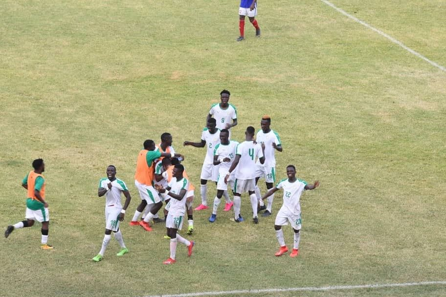 chan 2020 les lions locaux face au syli local