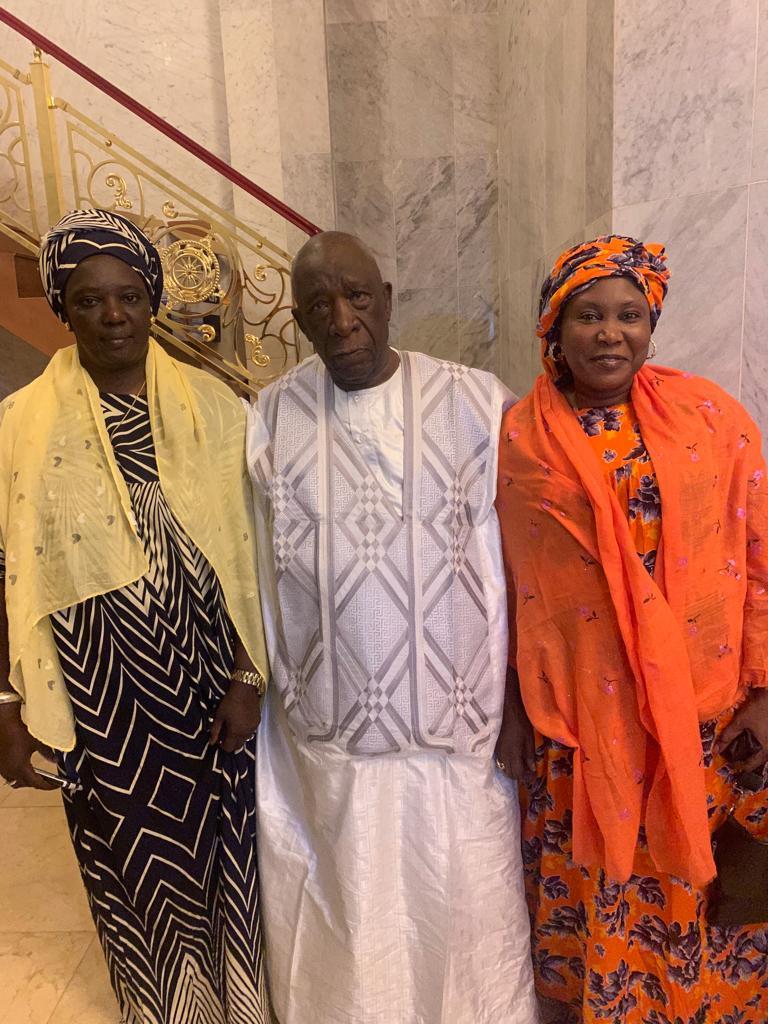 mansour mbaye 10 - Massalikoul Jinaan : Mansour Mbaye s'émerveille devant le bijou