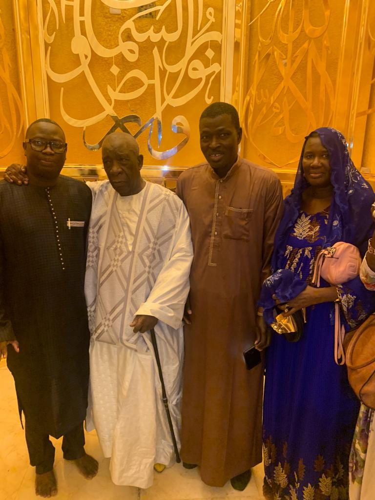 mansour mbaye 13 - Massalikoul Jinaan : Mansour Mbaye s'émerveille devant le bijou