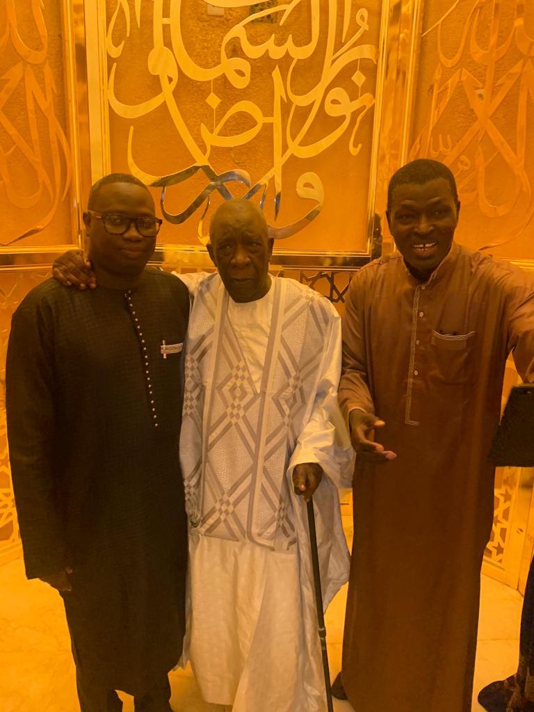 mansour mbaye 15 - Massalikoul Jinaan : Mansour Mbaye s'émerveille devant le bijou