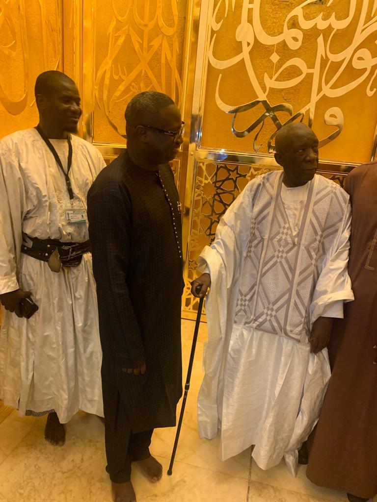 mansour mbaye 8 - Massalikoul Jinaan : Mansour Mbaye s'émerveille devant le bijou