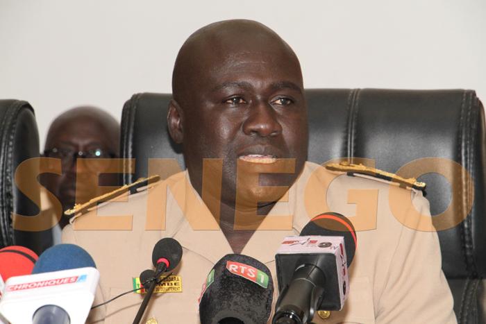 Alioune Badara Samb-Préfet Dakar (1)