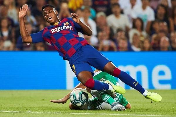 Barça : Ansu Fati sera de nouveau opéré ce jeudi !