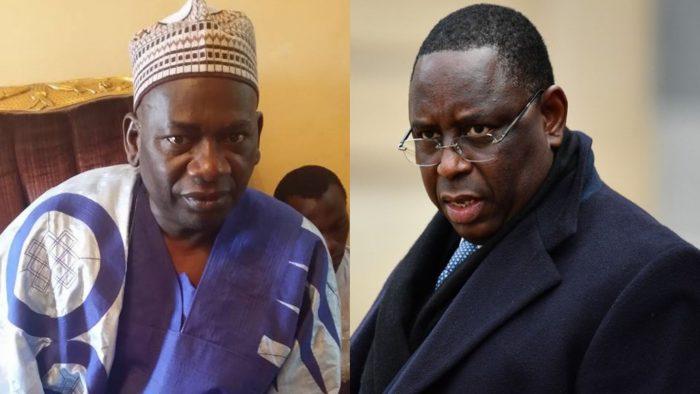 """cheikh ibrahima diallo macky e1571824466889 - Un membre de Bby : """"Macky Sall n'a pas droit à un troisième mandat mais..."""""""