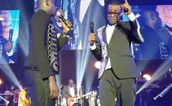 """partira - Pape Diouf : """"J'ai quitté Prince Arts sans aviser Youssou Ndour…"""""""