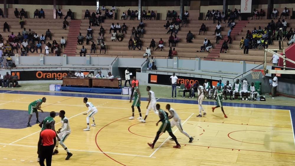As douanes vs Asfa basket