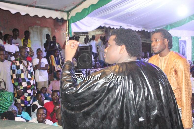 Abdoul Khoudoss kara mbacké