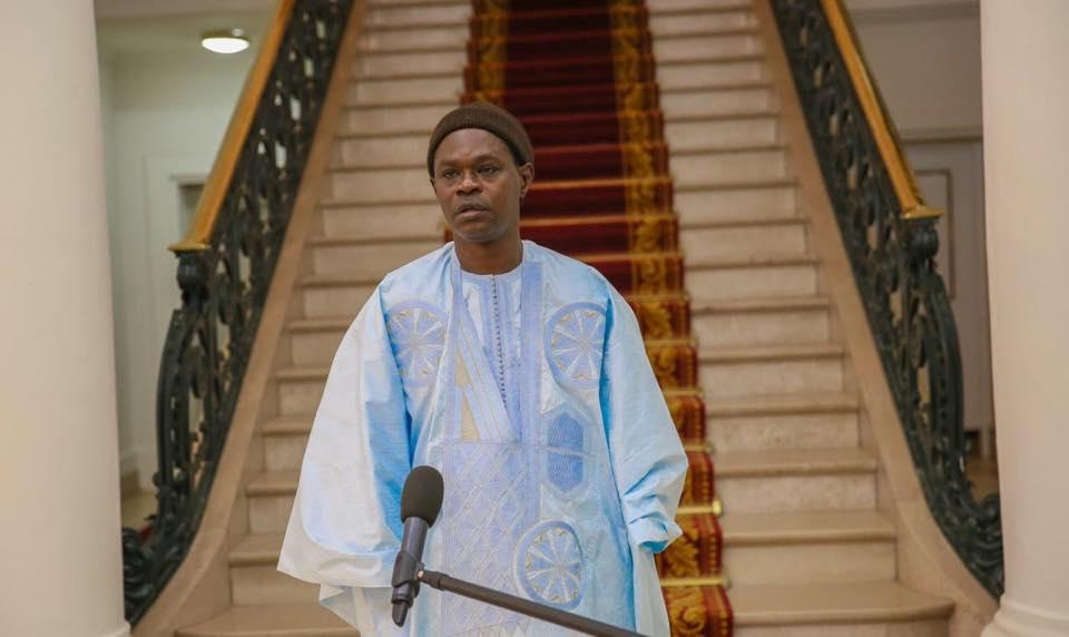 baba - Baba Maal au Palais pour sa nouvelle nomination...