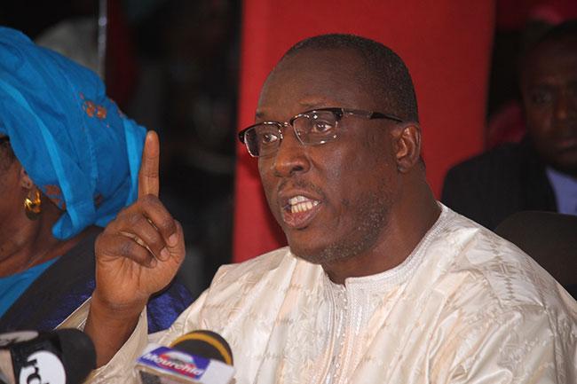 coud - Gestion des deniers : Cheikh Oumar Hanne encore épinglé par l'Armp