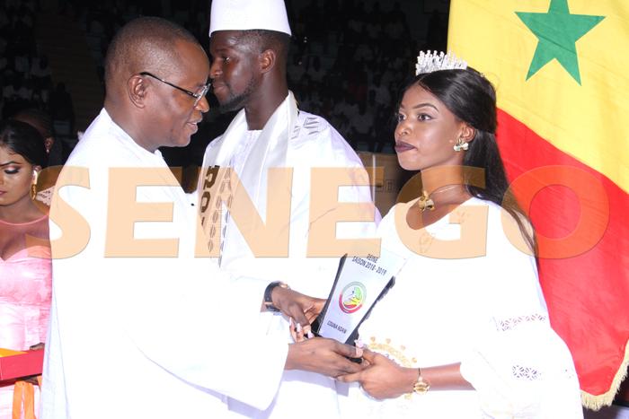 couna ndao reine basket 2019 6 - Roi et Reine du Basket: Moustapha Diop et Couna Ndao intronisés (Photos)