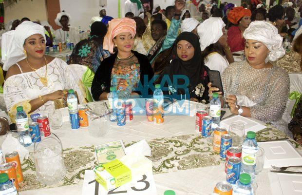 gamou almadies 5 - Gamou Almadies : Fondation Rassoul opte pour la nourriture à gogo