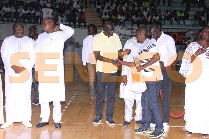 img 2532 - Roi et Reine du Basket: Moustapha Diop et Couna Ndao intronisés (Photos)
