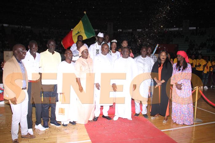 img 2536 - Roi et Reine du Basket: Moustapha Diop et Couna Ndao intronisés (Photos)