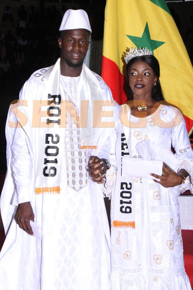 roi et reine basket 2019 2 e1572809988598 - Roi et Reine du Basket: Moustapha Diop et Couna Ndao intronisés (Photos)