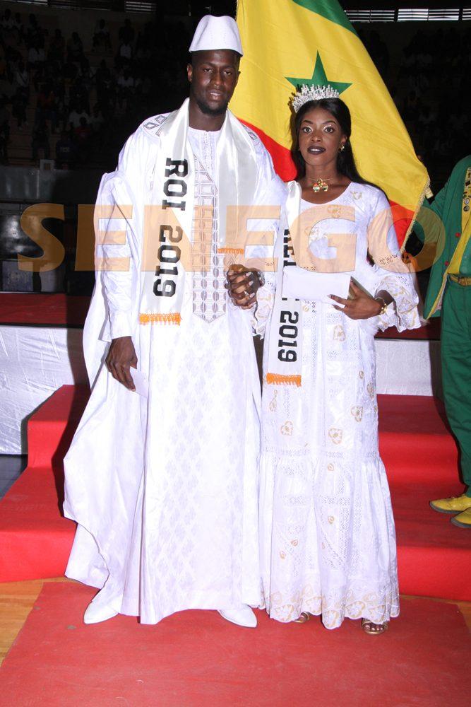roi et reine basket 2019 3 e1572809956468 - Roi et Reine du Basket: Moustapha Diop et Couna Ndao intronisés (Photos)