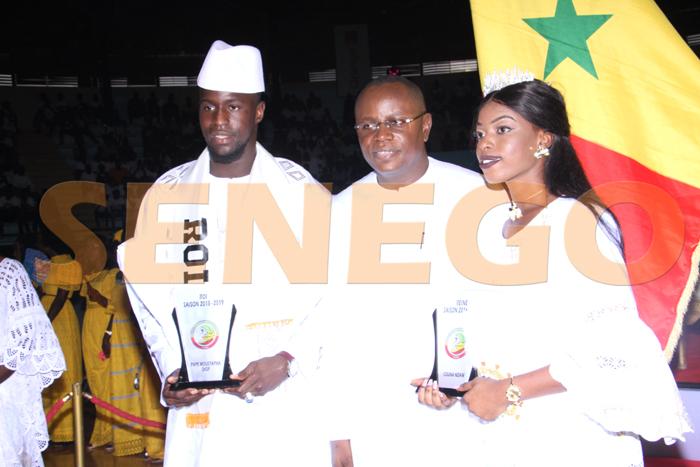 roi et reine basket 2019 4 - Roi et Reine du Basket: Moustapha Diop et Couna Ndao intronisés (Photos)