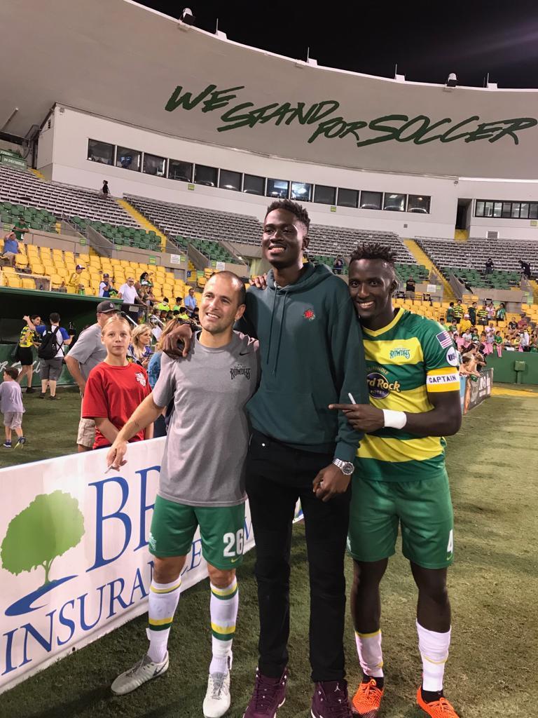 whatsapp image 2019 11 15 at 09.27.25 - USL Championship USA : Un Sénégalais dans l'équipe type de la saison