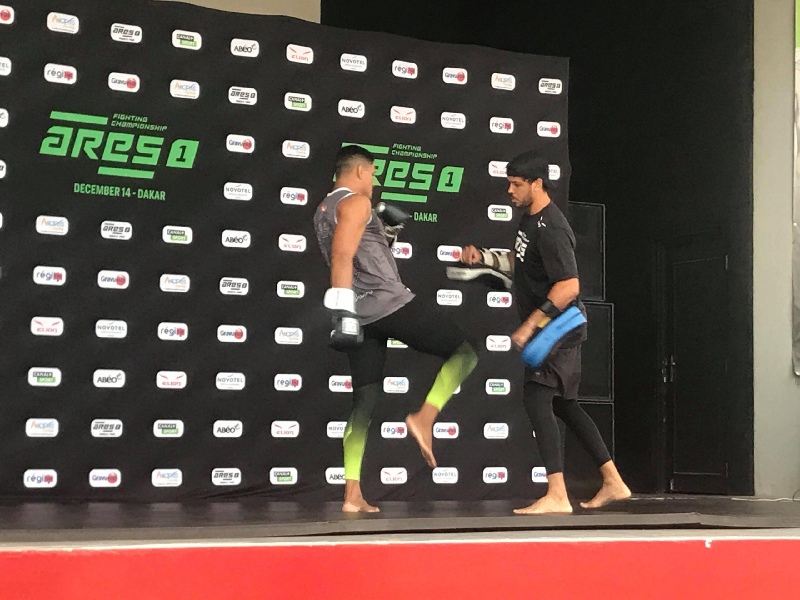 79026277 569328570301767 3120557563205124096 n scaled - MMA : Reug Reug et son adversaire Sofiane, présentés au public (13 Photos)