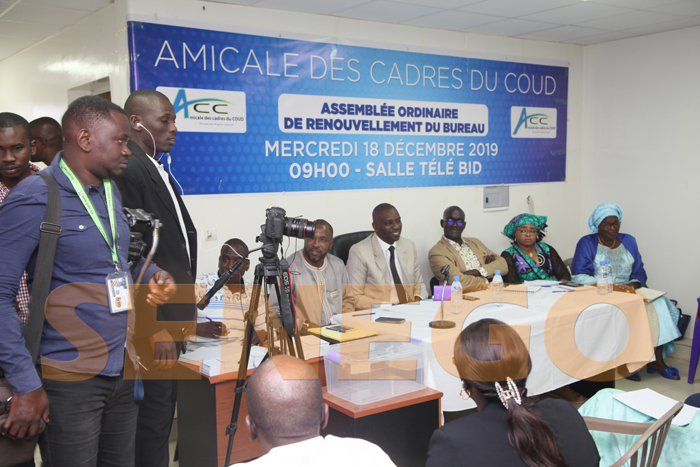 Amicale cadres coud