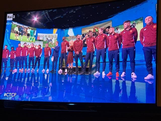 daffe1 - Italie : Le footballeur sénégalais, victime d'insultes racistes, honoré