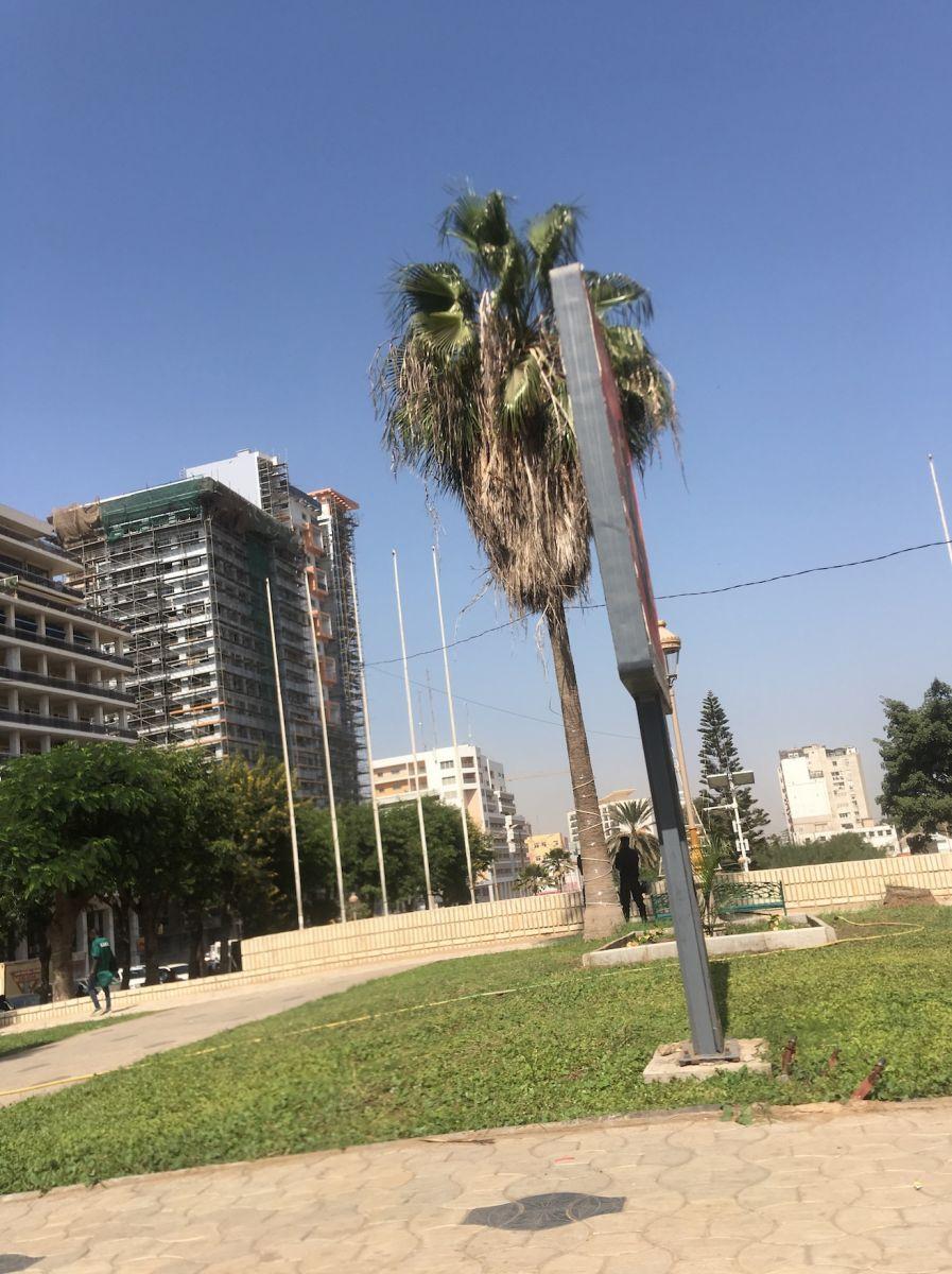 dakar securite 4 - Manifestations de « Ñoo Lank » : Dakar sous haute surveillance (Photos)