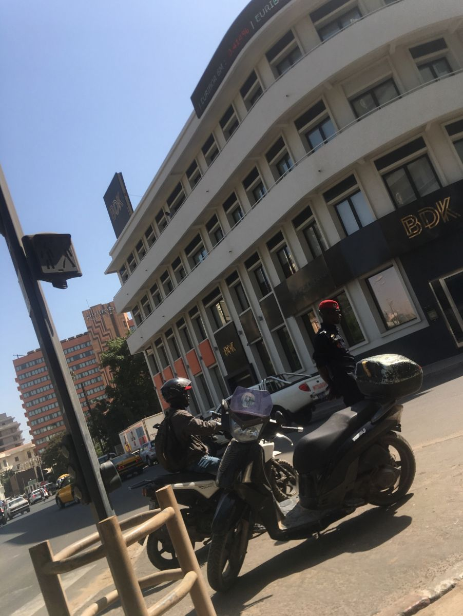 dakar securite 7 - Manifestations de « Ñoo Lank » : Dakar sous haute surveillance (Photos)