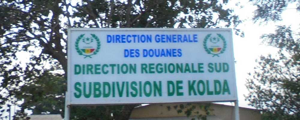 DOUANE-Kolda
